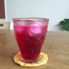 これを飲んで暑い夏を乗り切ろう♪手作り赤しそジュース!